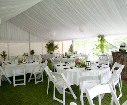 Adelaide hills party hire equipment hire parties events create a beautiful venue in your own backyard junglespirit Images